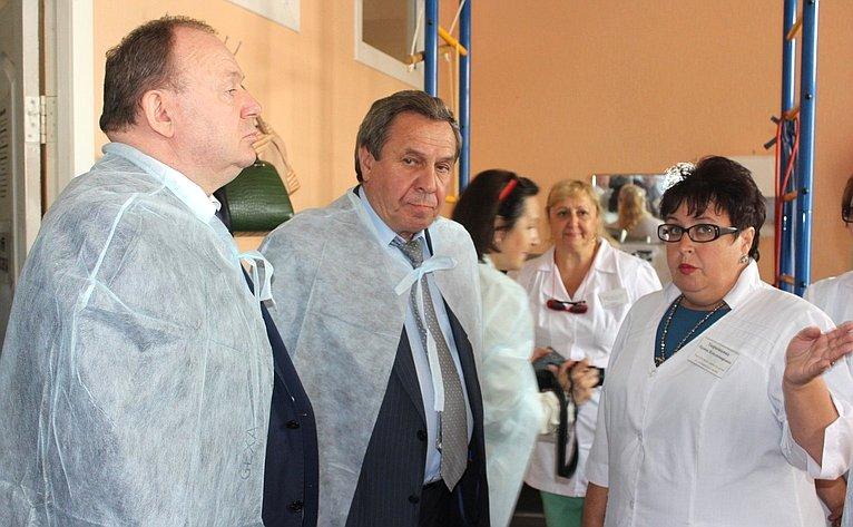 В. Лаптев вНовосибирской области