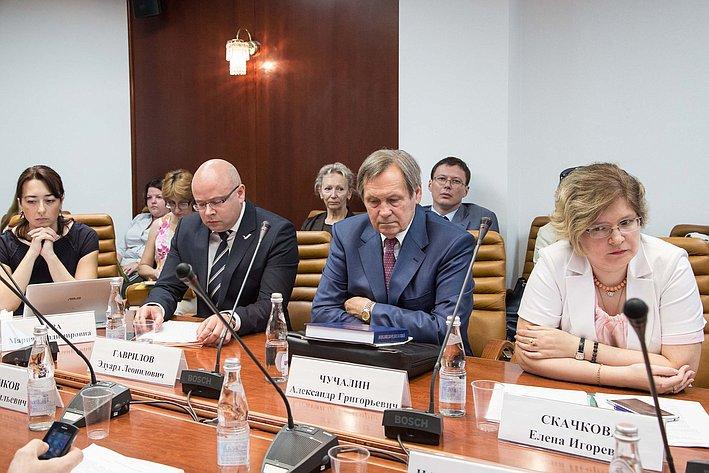 26-05 Заседание Комитета СФ по социальной политике 1