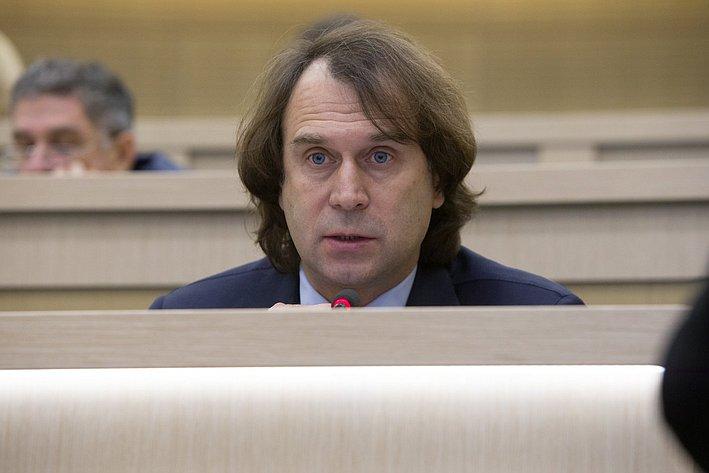 367-е заседание Совета Федерации Лисовский