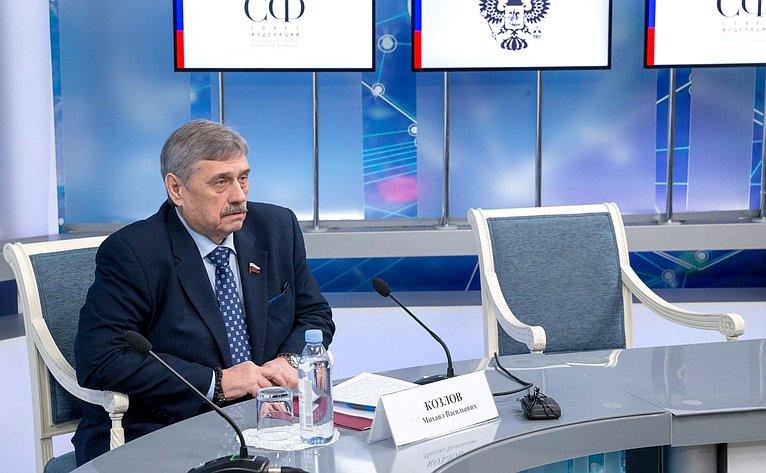 Михаил Козлов