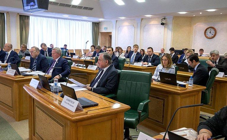 ВСФ прошло заседание Комитета поконституционному законодательству игосударственному строительству