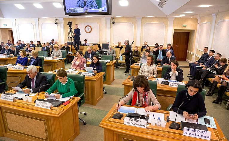 Заседание Совета повопросам жилищного строительства исодействия развитию жилищно-коммунального комплекса