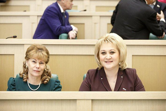 365-е заседание Гигель и Гумерова