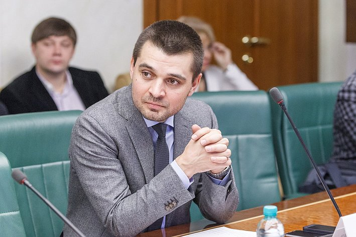 В Совете Федерации состоялось заседание Комитета общественной поддержки жителей Юго-Востока Украины Мамедов