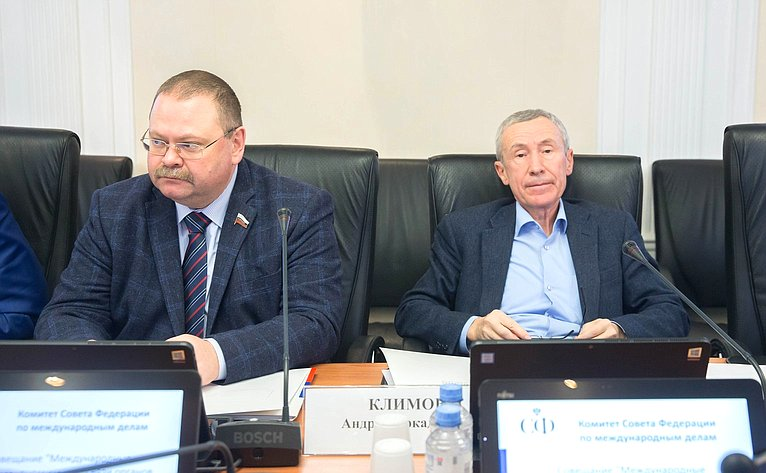 Олег Мельниченко иАндрей Климов