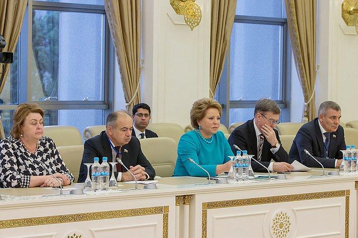 Делегация СФ в Национальном Собрании Азербайджана