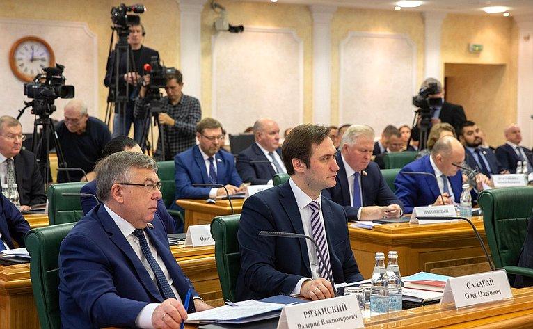 Валерий Рязанский иОлег Салагай