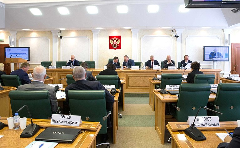Заседание Совета поместному самоуправлению, посвященное актуальным вопросам развития территориального общественного самоуправления