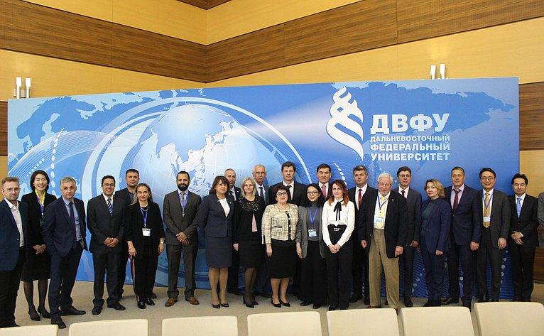 Людмила Талабаева приняла участие вработе международной конференции «Роль медиации вразвитии интеграционных процессов вАТР»
