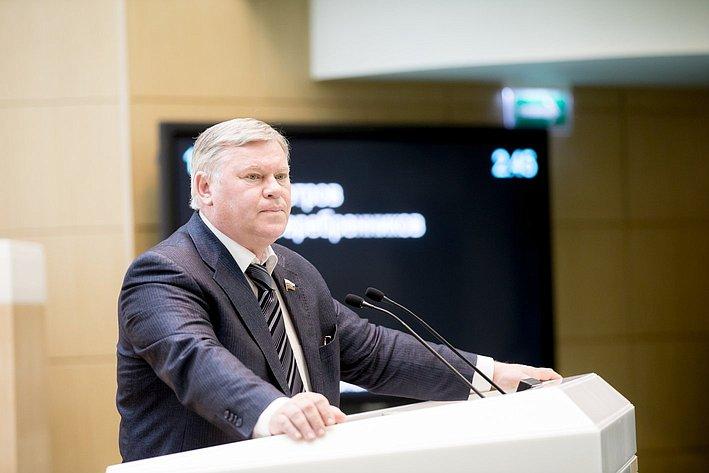 373-е Заседание Совета Федерации Петров