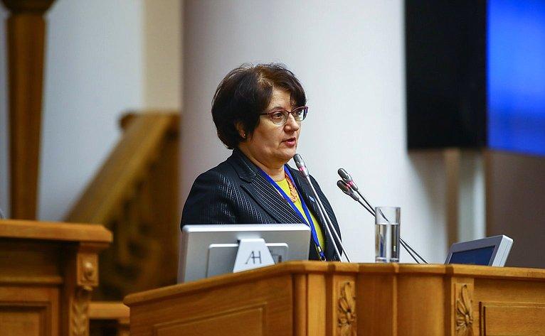 Сорок девятое пленарное заседание МПА государств– участников СНГ