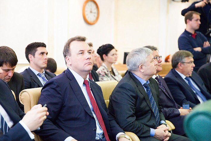 Заседание Президиума Совета законодателей РФ и Консультативного совета по межнациональным отношениям