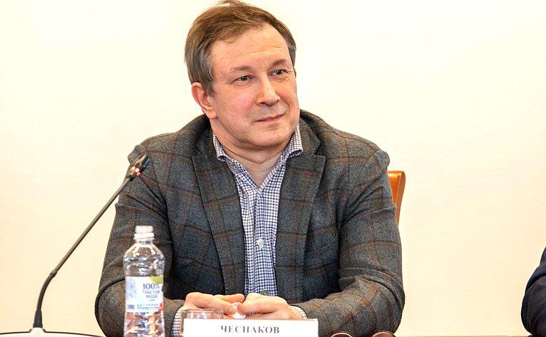 Заседание Дискуссионного клуба при Молодежном парламенте Вологодской области