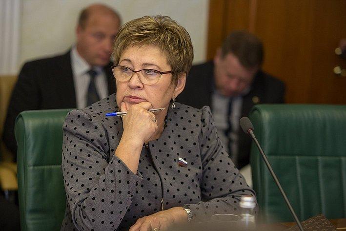 Г. Николаева Заседание Комитета общественной поддержки жителей Юго-Востока Украины по вопросам оказания помощи беженцам