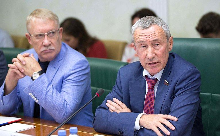 Олег Морозов иАндрей Климов