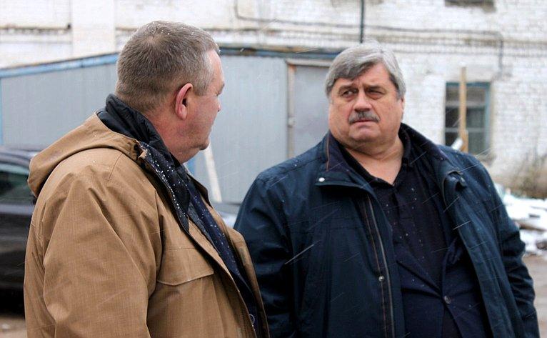 Михаил Козлов посетил срабочей поездкой северо-восток региона