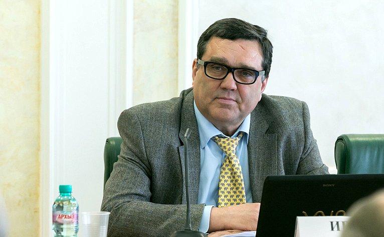 С. Иванов назаседании Комитета Совета Федерации побюджету ифинансовым рынкам