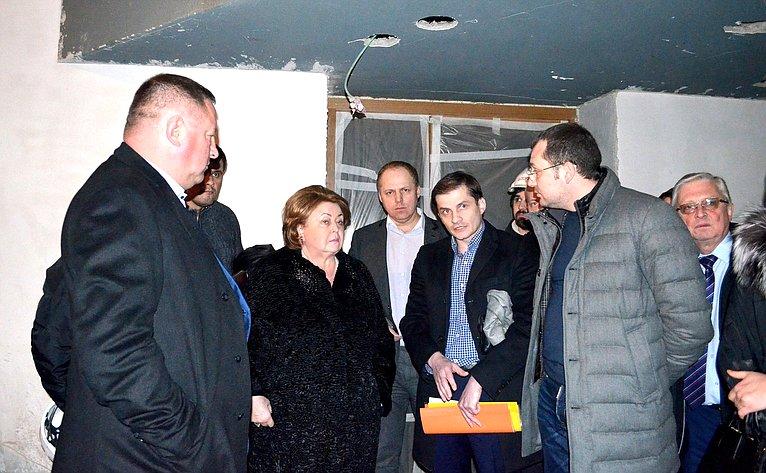 Совещание вКЦ «Зеленоград»