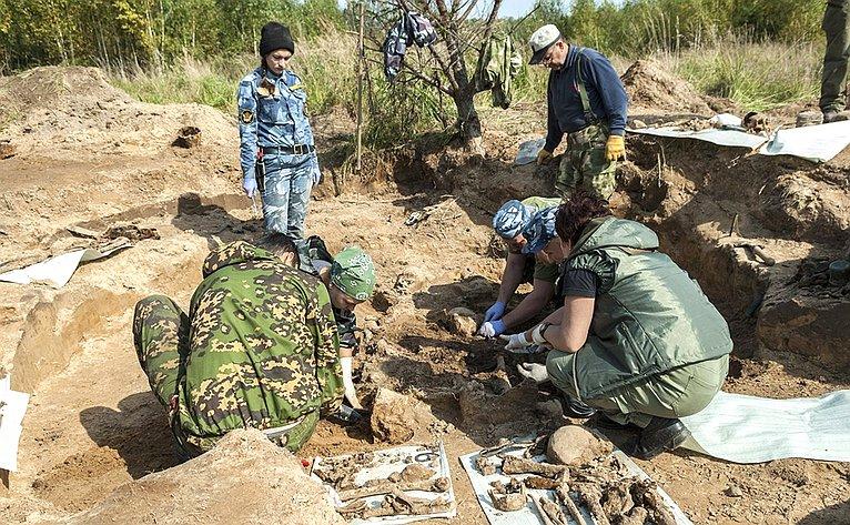 Экспедиционный лагерь «Ржев. Калининский фронт— 2018»