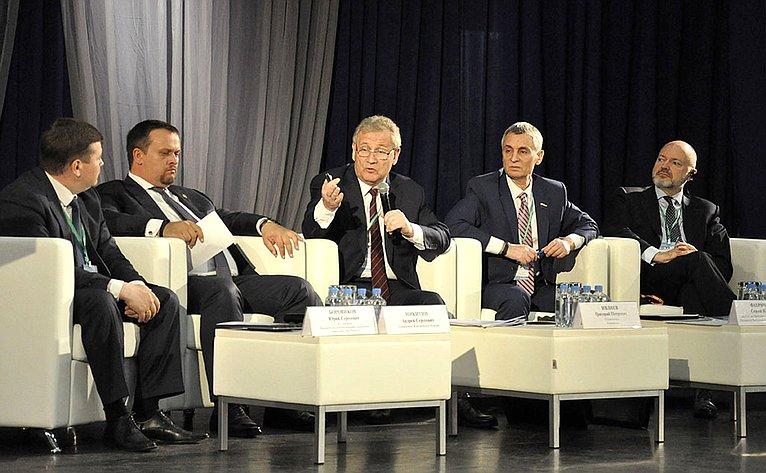 Сергей Фабричный принял участие вVII съезде Центров поддержки технологий иинноваций РФ
