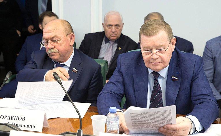 Геннадий Орденов иИван Кулабухов