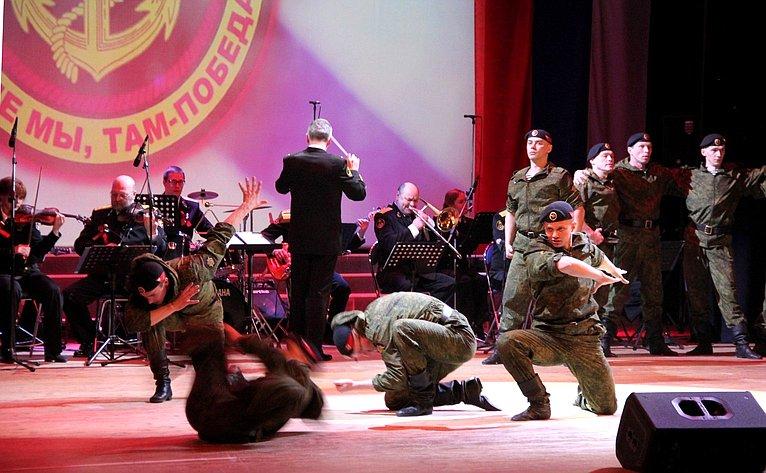 Торжественные мероприятия вСевероморске, посвящённые 73-й годовщине Великой Победы