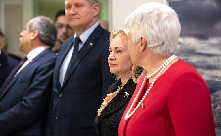 Открытие выставки «Крымская весна. Возвращение домой»