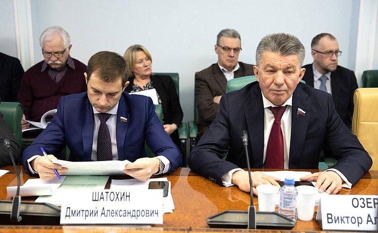Дмитрий Шатохин иВиктор Озеров