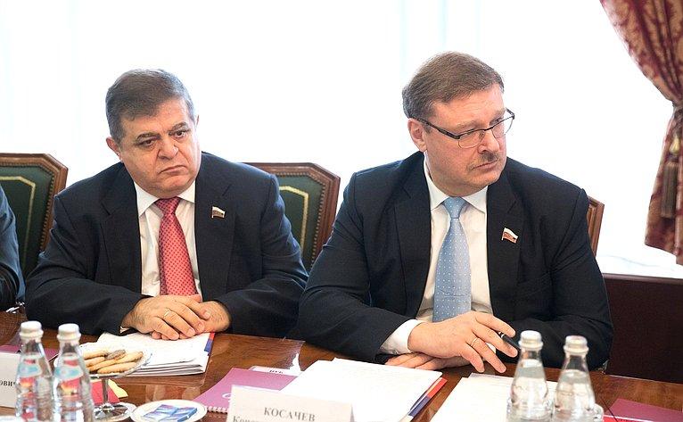 В. Джабаров иК. Косачев