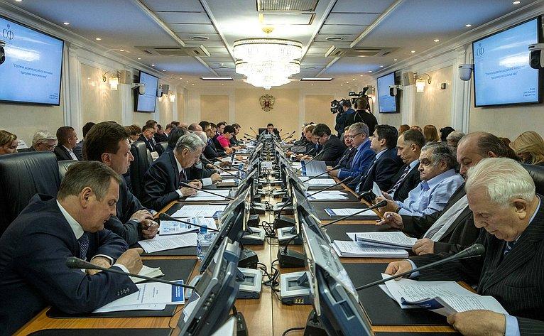 Заседание Комиссии поэкономическому развитию