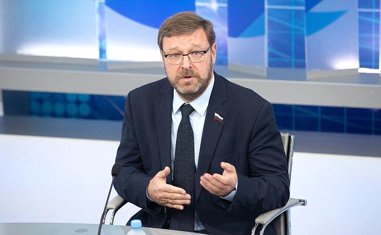 Константин Косачев