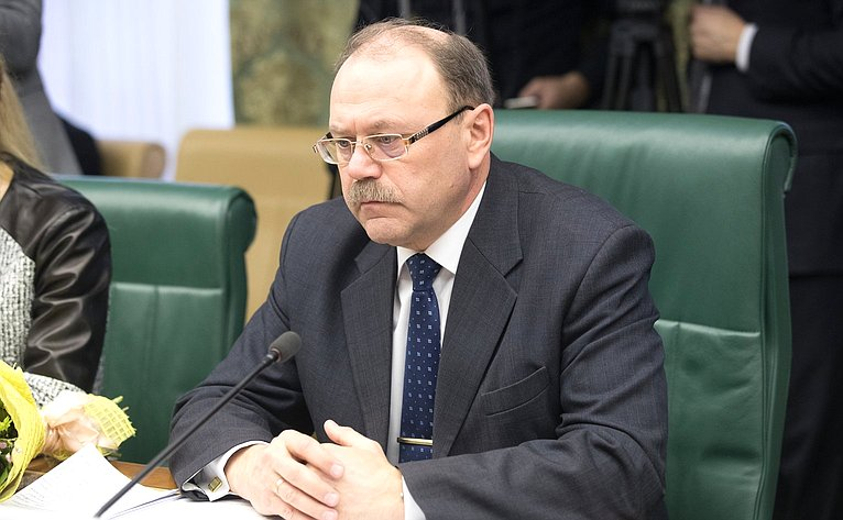 «Круглый стол» натему «Донбасс иРоссия: новые механизмы сотрудничества», организованный Комитетом общественной поддержки жителей Юго-Востока Украины