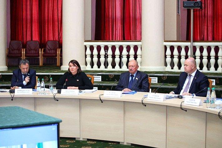 Юлия Лазуткина приняла участие в62-м заседании Ассоциации законодательных органов государственной власти субъектов РФ вПриволжском федеральном округе