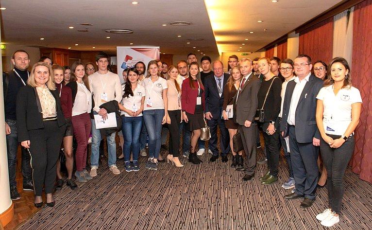 Игорь Каграманян принял участие вкачестве эксперта впервой интерактивной кейс-сессии «Лучшее здравоохранение для будущих поколений»