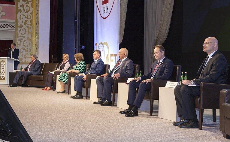 Александр Башкин принял участие вIII Международной конференции прикаспийских государств «Актуальные вопросы современной медицины»