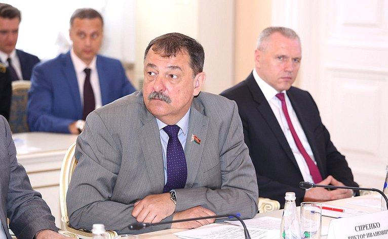 Заседание Организационного комитета поподготовке ипроведению VI Форума регионов России иБеларуси