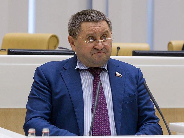 334-е заседание Пономарев