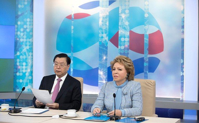 Встреча спредставителями Общества российско-китайской дружбы
