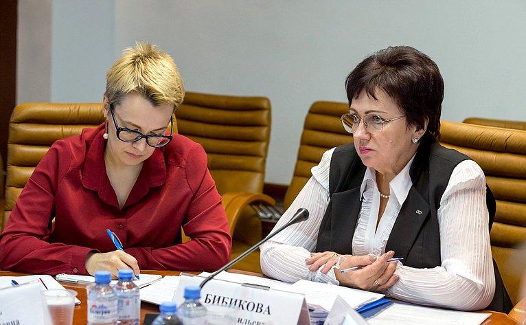 Заседание рабочей группы Совета поделам инвалидов посовершенствованию законодательства, регулирующего вопросы реабилитации инвалидов