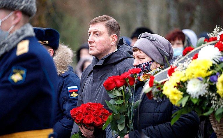 Андрей Турчак принял участие вмероприятиях, посвященных памяти псковских десантников