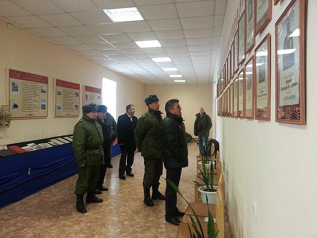 Рабочая поездка В. Озерова в Бикинский район Хабаровского края-4