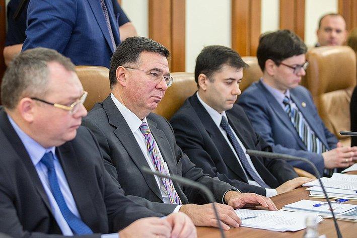 Парламентские слушания на тему: «Повестка дня ООН в области развития на период после 2015 года: практические аспекты реализации»