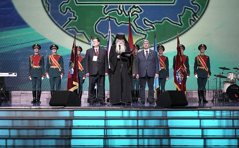 Михаил Козлов принял участие впрошедших вМоскве мероприятиях, приуроченных коДню памяти ороссиянах, исполнявших служебный долг запределами Отечества