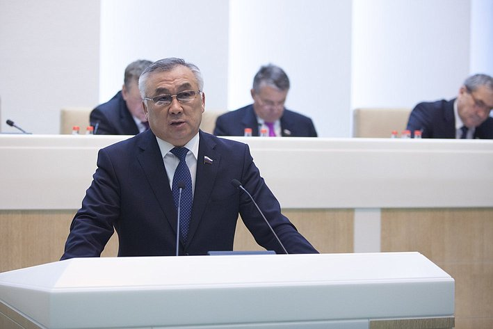 Б. Жамсуев выступление на 350 заседании 2