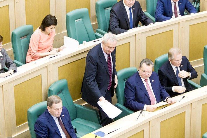 363-е заседание Игнатенко
