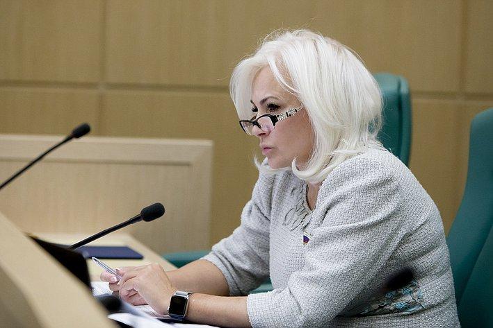 Ковитиди 380-е заседание Совета Федерации