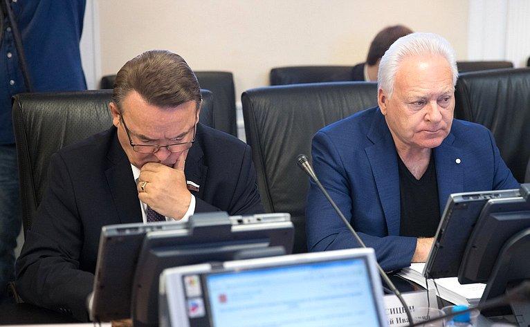 Р. Зинуров иА. Лисицын