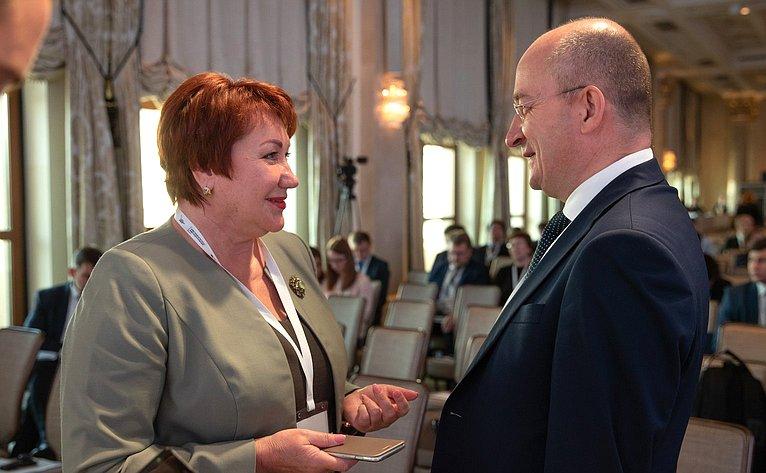 Елена Перминова иОлег Цепкин