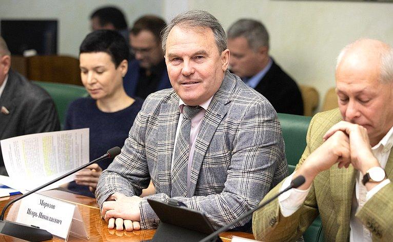 Игорь Морозов