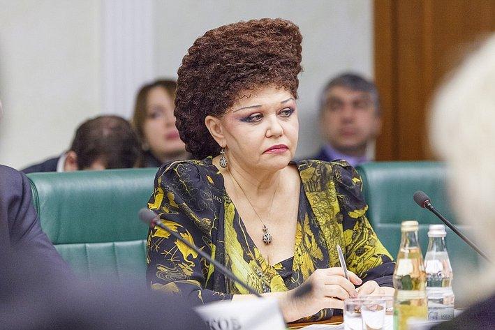 В. Петренко Итоговое заседание Комитета общественной поддержки жителей Юго-Востока Украины